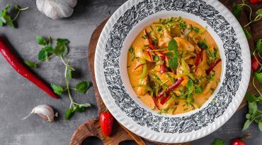Warm Curry