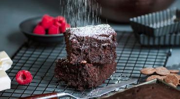 Chocolate Brown Sugar Rain